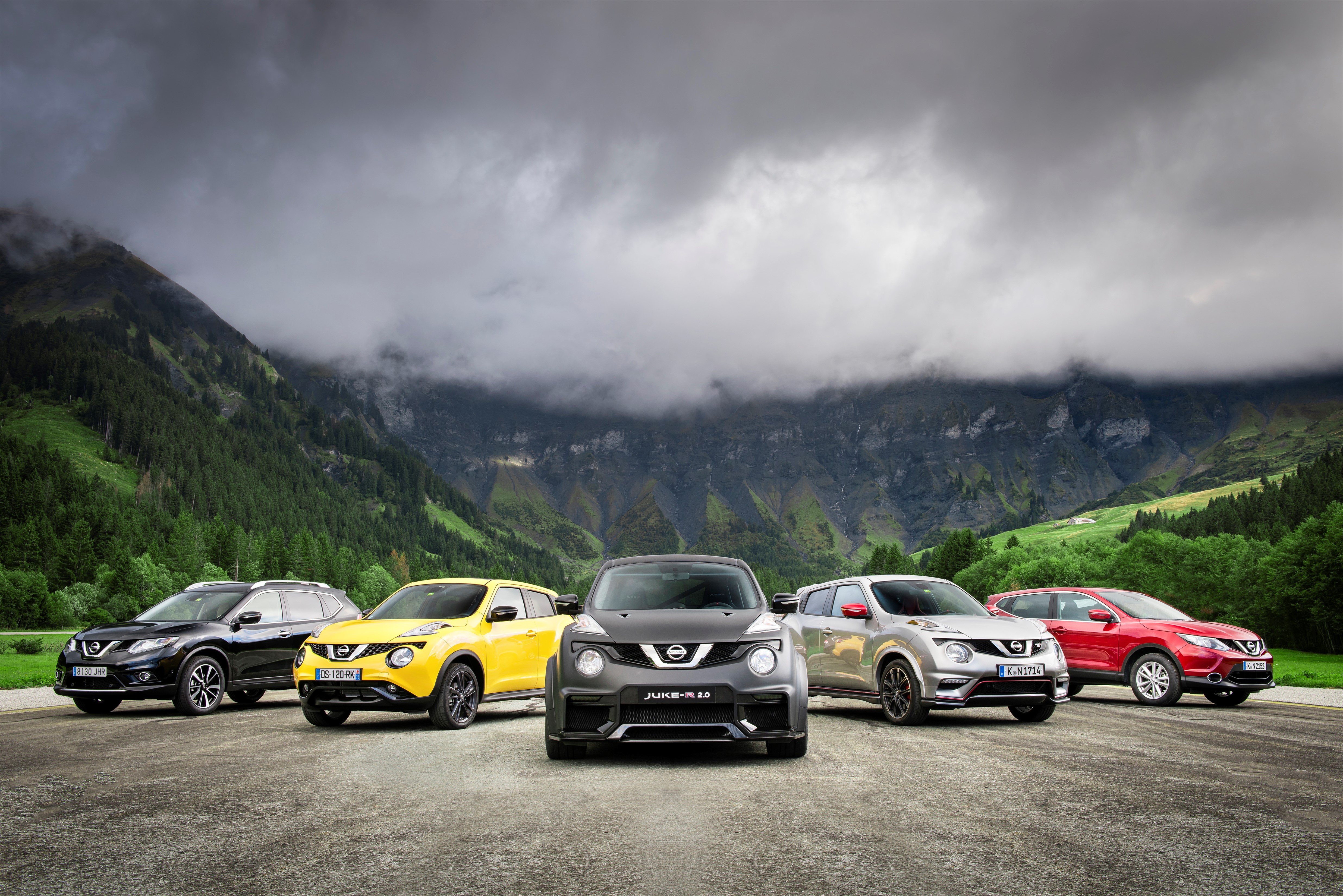 Nissan Juke Promo-Bild