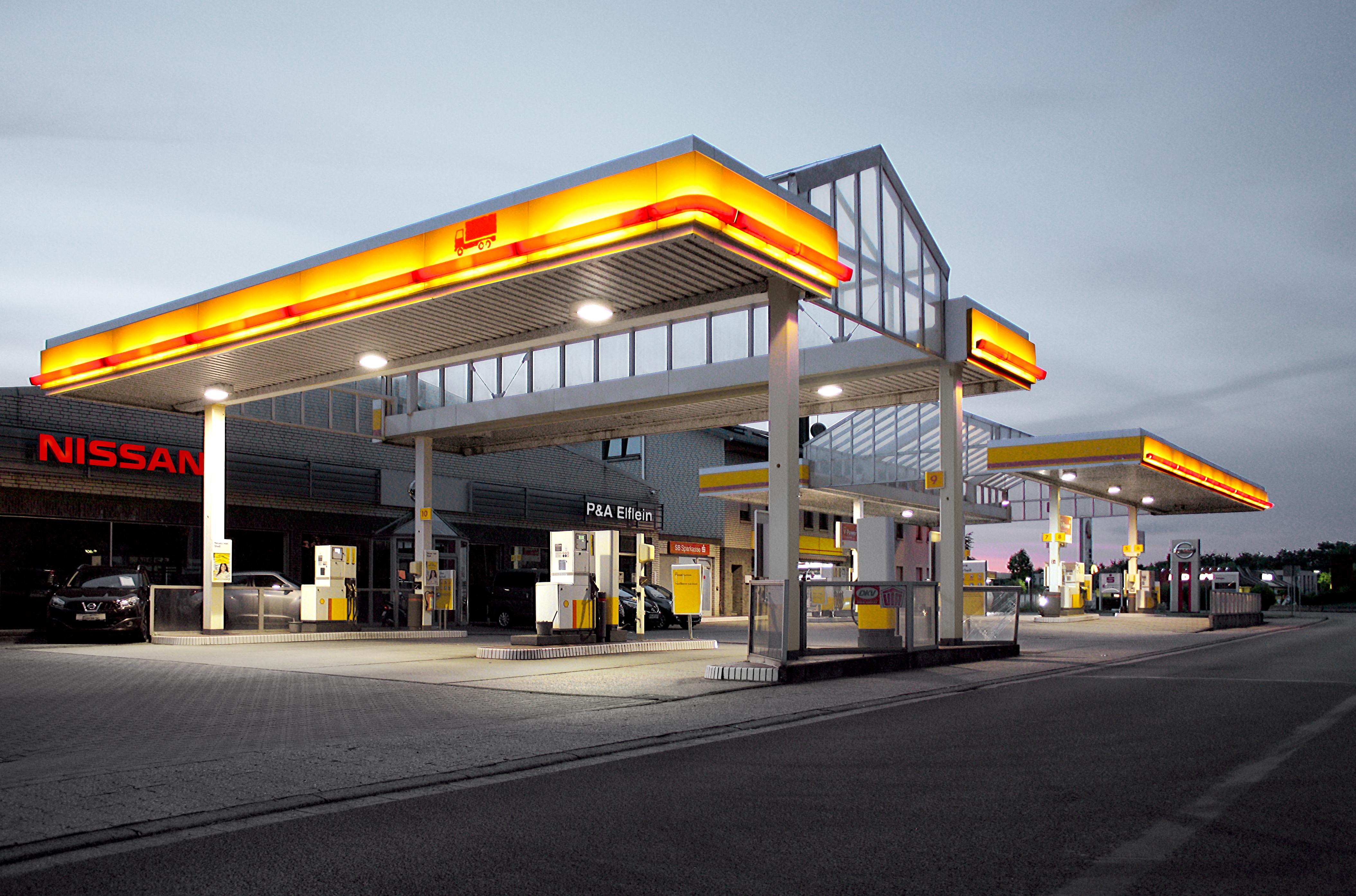 Autohaus und Tankstelle Elflein